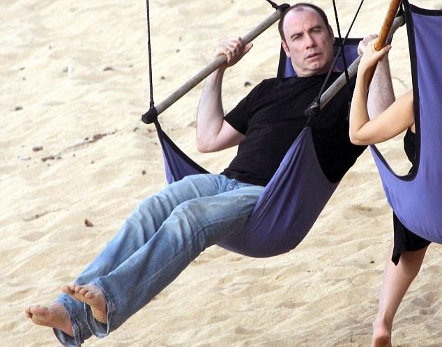 travolta John Travolta John Travolta