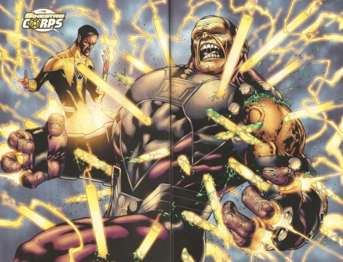 001 700x536 Sinestro wtf Comic Books