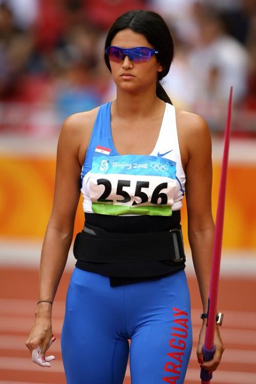 bd53fe93f710831b5427a1a8eaafff61 getty 81973090mw080 olympics day  500x750 Leryn Franco   Paraguay Sports Sexy