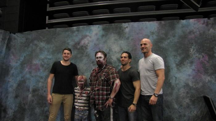 IMG 0241 700x393 Armageddon Hamilton 2012 Zombies star wars star trek cosplay