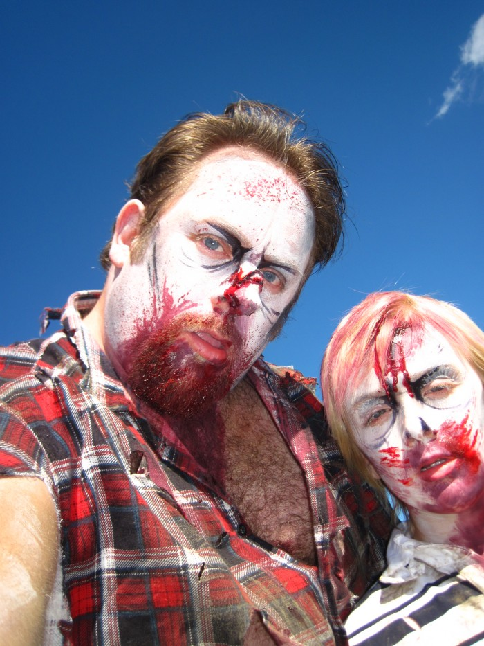 IMG 5748 700x933 Armageddon Hamilton 2012 Zombies star wars star trek cosplay