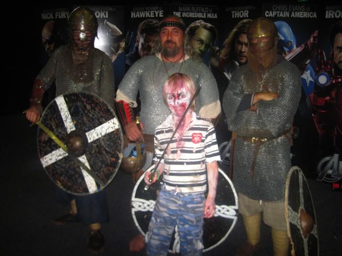 IMG 5752 700x525 Armageddon Hamilton 2012 Zombies star wars star trek cosplay