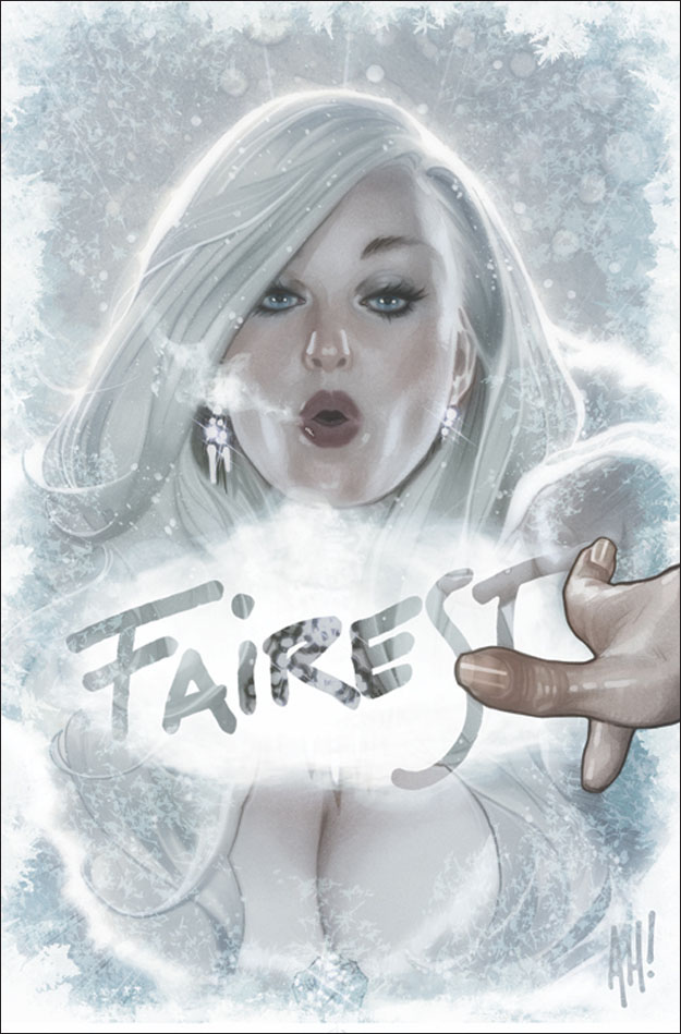 fairest3 adam hughes Fairest (Adam Hughes art) Comic Books Art