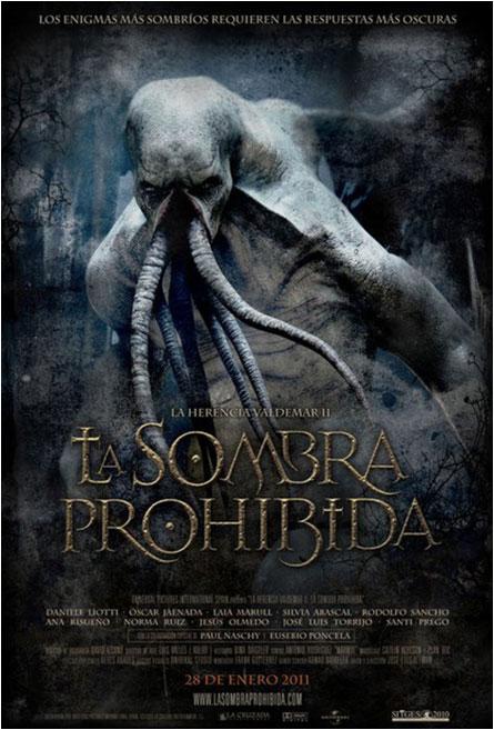 lasombra 1 LA SOMBRA PROHIBIDA wtf Movies movie poster Cthulhu