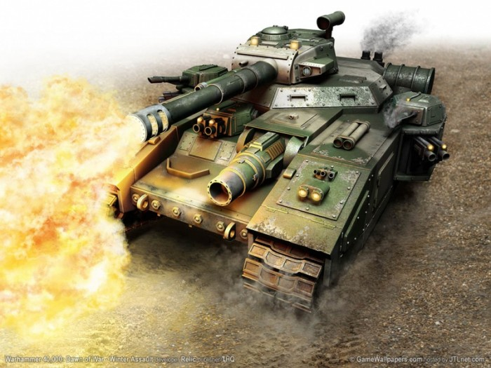 Baneblade 700x525 Imperial Armor Warhammer 40k