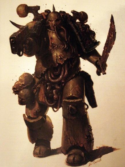 PlagueMarineVraks Siege of Vraks Warhammer 40k