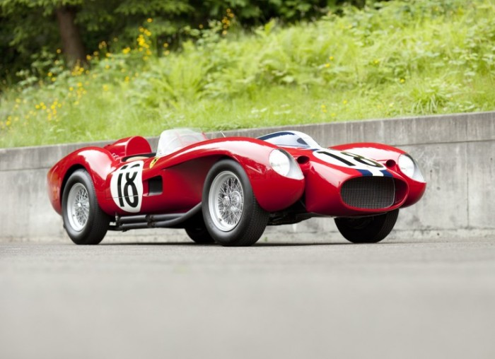 Ferrari Testa Rossa Prototype