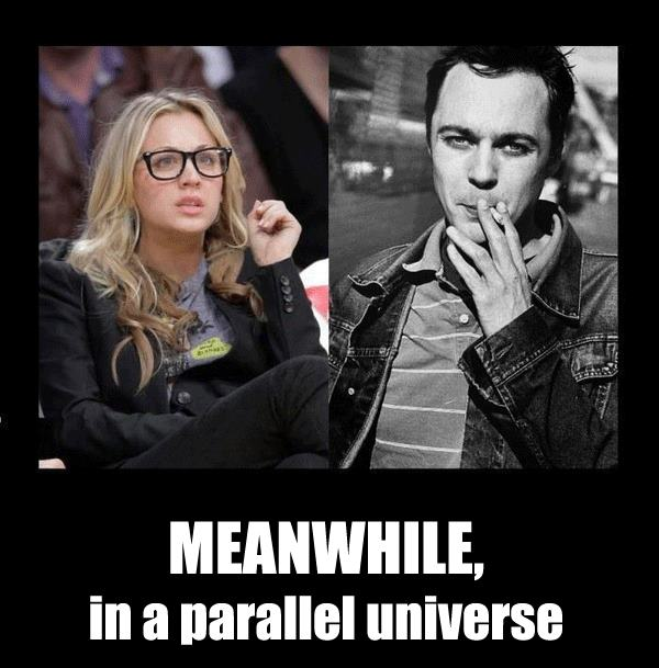 Parallel Parallel Universe