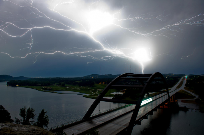 Bridge lightening