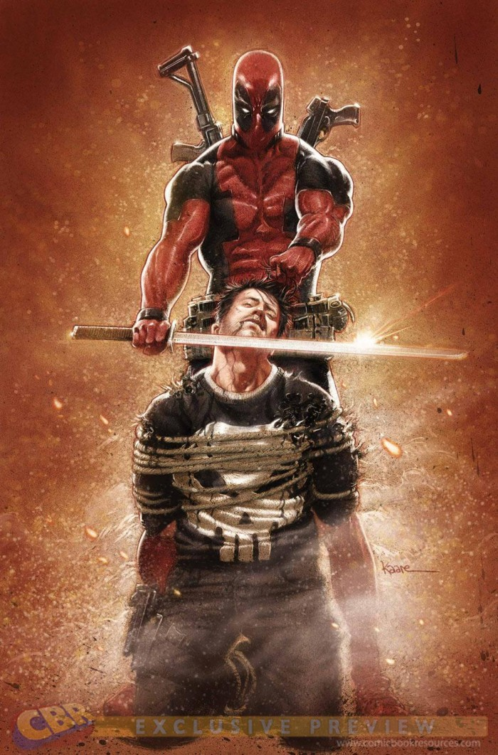 Awesome Deadpool Cover 03 700x1062 Deadpool art