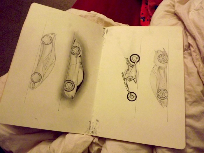 4 cars etc 700x525 Jail drawings