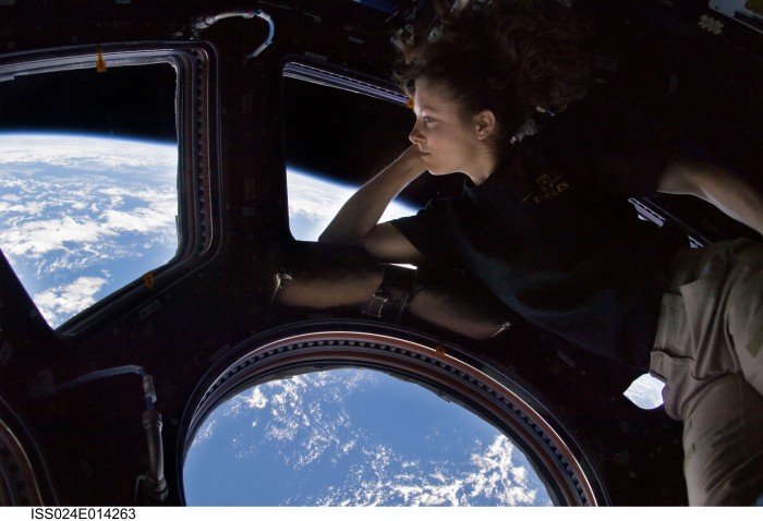 iss024e014263 700x478 chick with a view Wallpaper Space