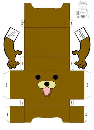 1220308072999 359x500 Make a pedobear Humor Art