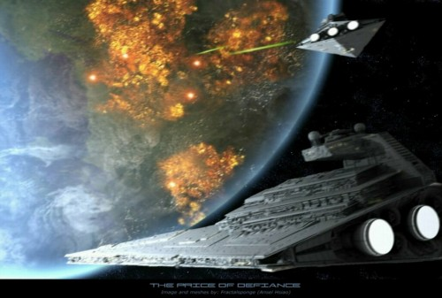5710the price of defiance 1600 500x337 Imperator class star destroyer Wallpaper