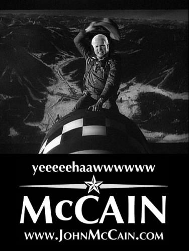 mcainiac2 376x500 yeeeeehaawwwwww Politics Movies