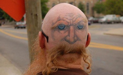 2063 500x305 Head Tattoo wtf
