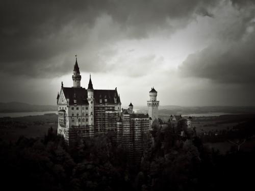Neuschwanstein Castle…
