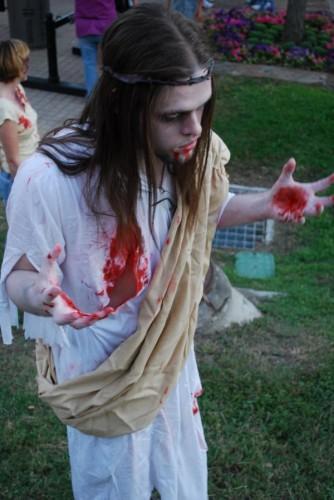 l eb3788e4afd0477db9f58f603b1cd58b 334x500 San Antonio Zombie Walk: Zombie Jesus Zombies