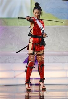 4 Miss Japan 2006, Best National Costume   Miss Universe Sexy