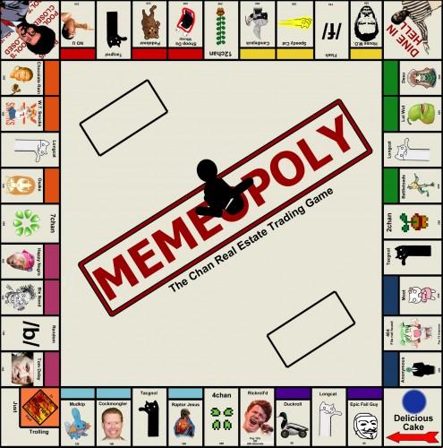 1222737897967 495x500 Memeopoly Humor Gaming