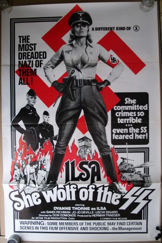 3847 2 335x500 Ilsa.  A Nazi for the whole family! Movie posters