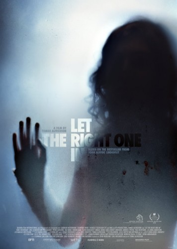 cartaz1 356x500 Let The Right One In Movie posters