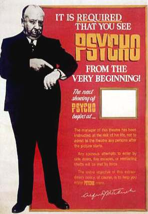Psycho Alfred Hitchcock movie poster psycho Movies Movie posters