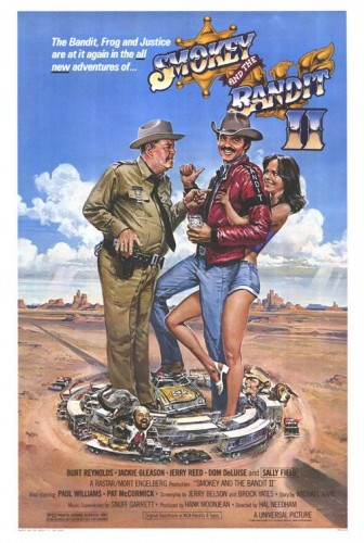 smokey and the bandit ii 336x500 Smokey and the Bandit  Movie posters