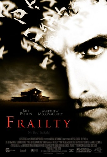 frailty 341x500 Frailty Movie posters