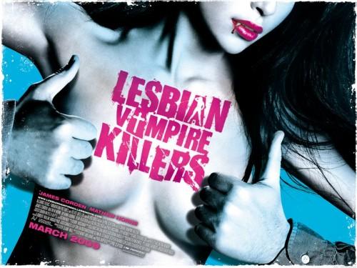 Lesbian Vampire Killers 500x375 Lesbian Vampire Killers Sexy Movies Movie posters
