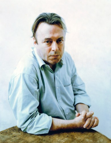 hitch 390x500 Christopher Hitchens Sexy Religion
