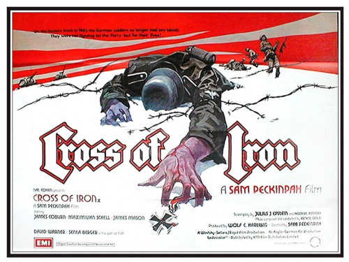 crossofiron 500x375 Cross of Iron Movies
