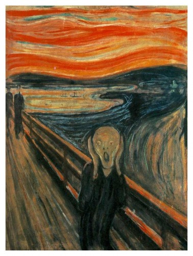 TheScream 378x500 Edvard Munch Art