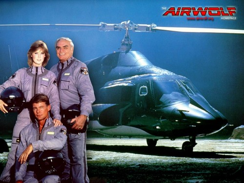 airwolf 500x375 Airwolf Television Fantasy   Science Fiction