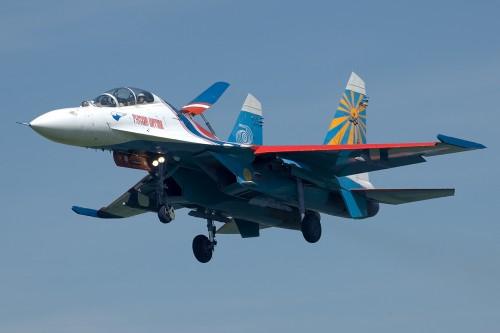 su 272 500x333 Sukhoi SU 27 flanker Military