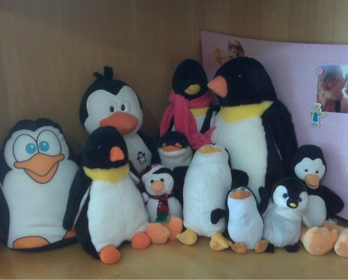 pingos 500x402 Penguin Collection Toys MCS Collections
