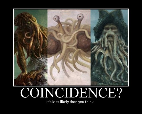 coincidence 500x400 Coincidence? Cthulhu