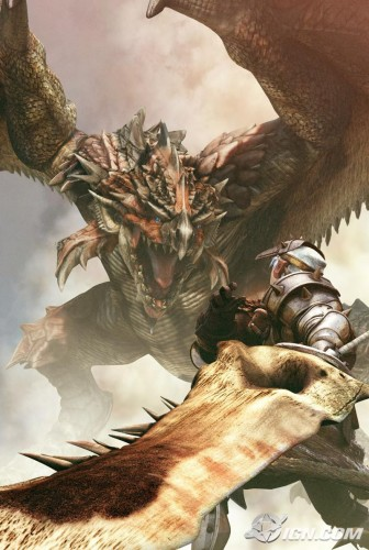 monster hunter 336x500 monster hunter Gaming