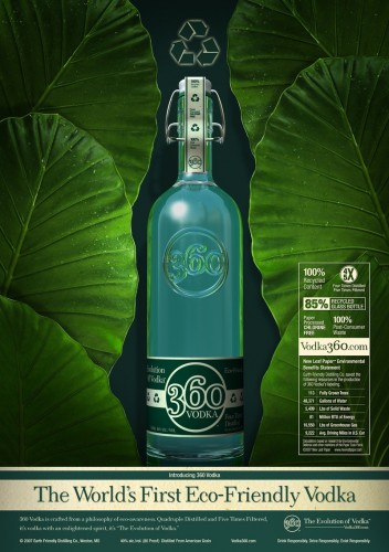 ecovodka 352x500 Eco friendly vodka wtf Politics Alcohol