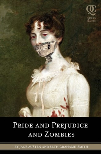 pridezombies 328x500 Pride and Prejudice and Zombies Zombies