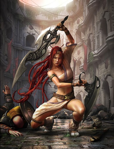 1400810045 5e63e76314 o 383x500 nariko from heavenly sword Sexy Gaming