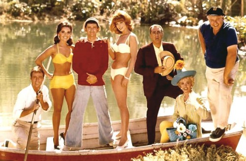 RetroGilligansIsland 500x327 TV of my youth Television