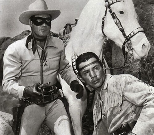 RetroLoneRanger2 499x437 TV of my youth Television