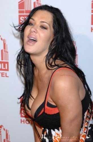 sons hollywood 7 wenn1311143 328x500 Joan Laurer   WWEs Chyna Television Sexy