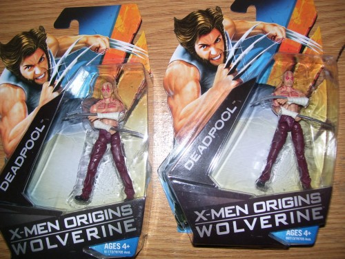 I have a genuine sense of loss 500x375 Origins Wolverine Deadpool Toys Movies Comic Books