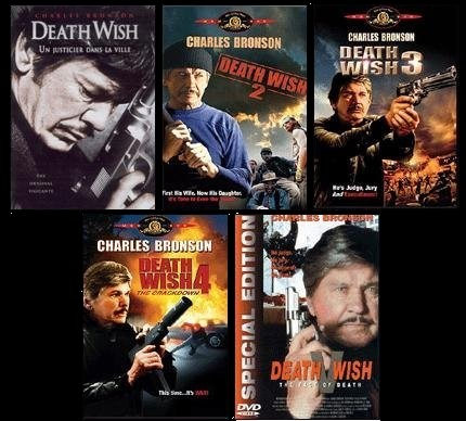 death wish 1 Death Wish Movie Series wtf Movies