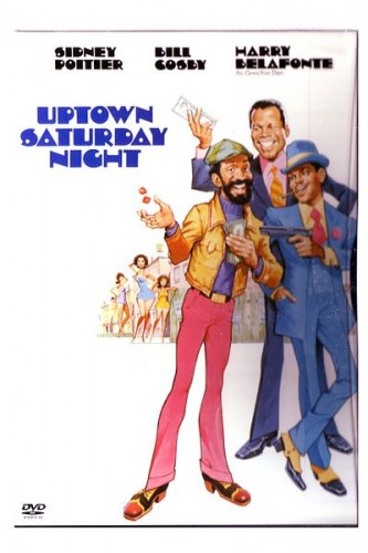 Uptown 333x500 Uptown Saturday Night Movies Movie posters funny