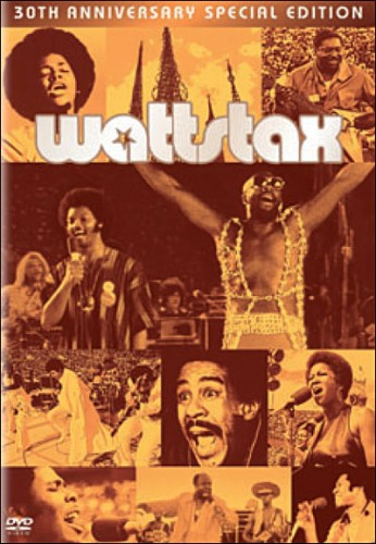 0085393499723 346x500 Wattstax Music Movies Movie posters Art