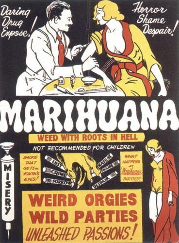 marihuana 369x500 Roots in Hell wtf Movies 420