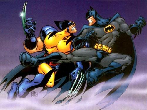 WvsB 500x373 Wolverine Vs. Batman batman